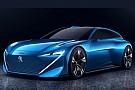 Auto Première image du concept Peugeot Instinct