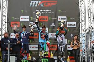 Mondiale Cross MxGP Gara Un devastante Antonio Cairoli vince il GP del Trentino di MXGP