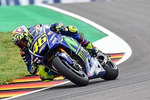 MotoGP BRÉKING Rossi esős és száraz körülmények között is bajban van a Sachsenringen