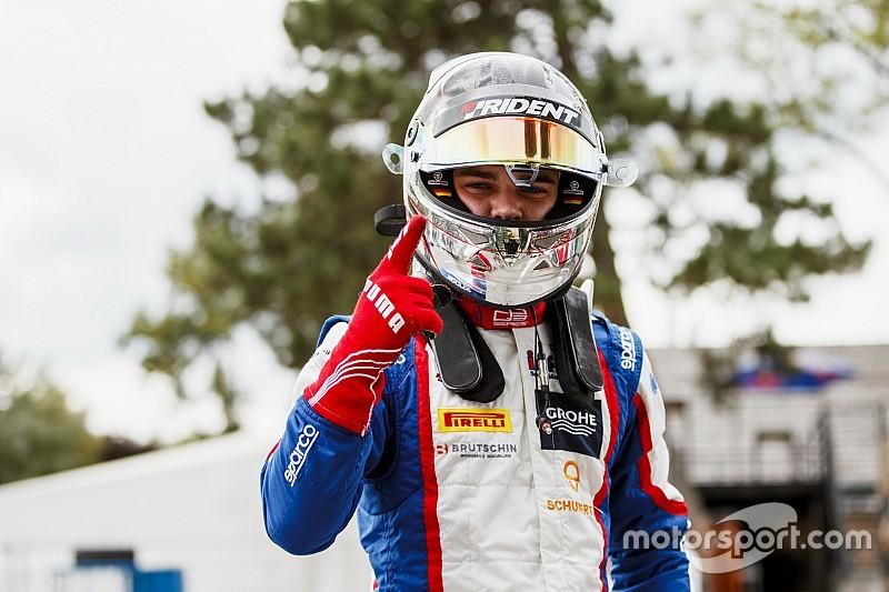GP3 у Спа: Бекманн конвертував перший поул у першу перемогу