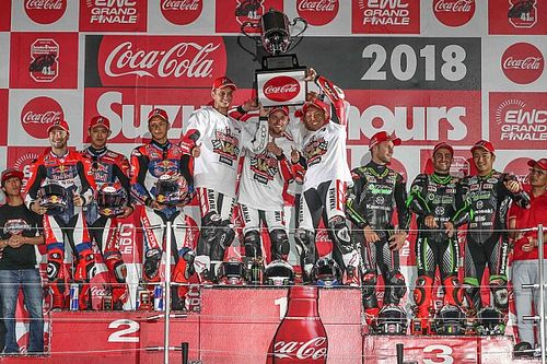 Yamaha gana por cuarto año consecutivo las 8 Horas de Suzuka