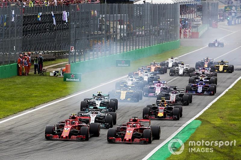 La Fórmula 1 debería reducir el downforce en un