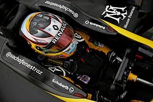 Fenestraz écarté de l'académie Renault