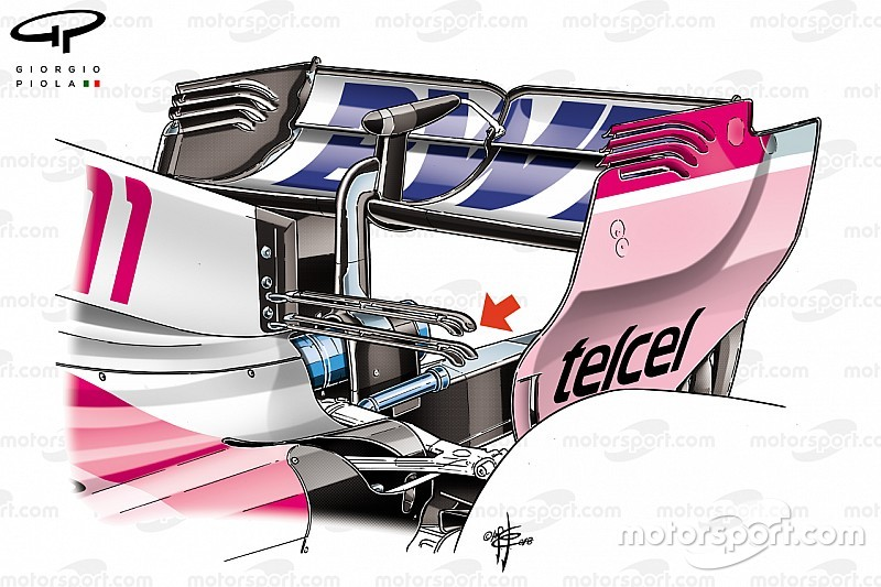 Insight: Giorgio Piola's Singapore GP tech analysis