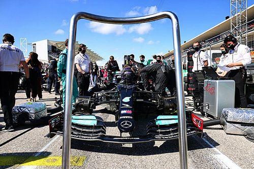 Mercedes ma patent na Red Bulla