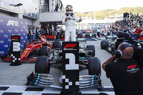 Rusya GP: Hamilton üç yarış aradan sonra kazandı, Mercedes duble yaptı!