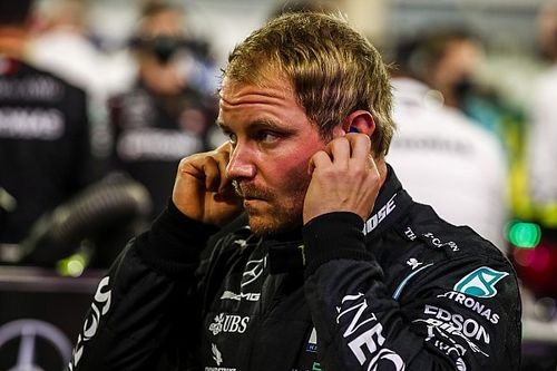 "Bottas focused on mental gains in ""extreme"" winter training"