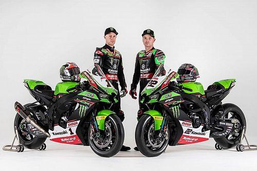 Así es la nueva Kawasaki para el WorldSBK 2021