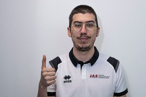 JAS Motorsport aggiunge Erwin Zanotti al programma giovani