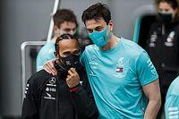 "Mercedes has ""no doubts"" about Hamilton's F1 commitment"
