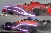 Video: Was ein Regenrennen über die F1-Aerodynamik verrät