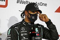 Wolff: Nog niet duidelijk of Hamilton in Abu Dhabi wel kan rijden