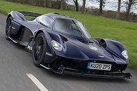 L'Aston Martin Valkyrie arrivera bien cette année