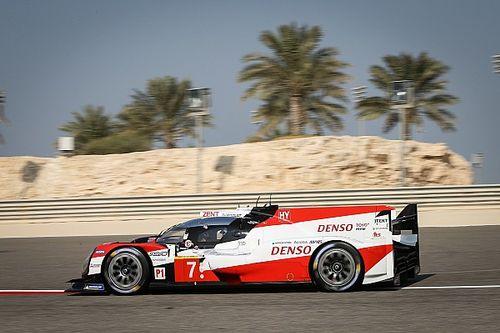 8 uur Bahrein: Conway en Lopez pakken pole voor Toyota