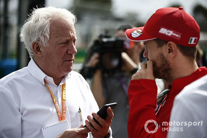 F1 in lutto: è morto a Melbourne Charlie Whiting per un'embolia polmonare