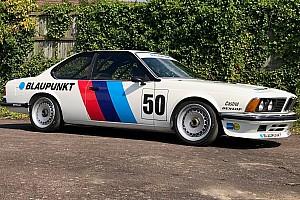 La BMW 635 Groupe A prête à reprendre du service