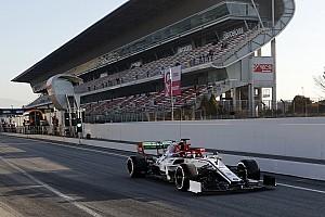 F1バルセロナ合同テスト前半第1日:ライブコメント実施中