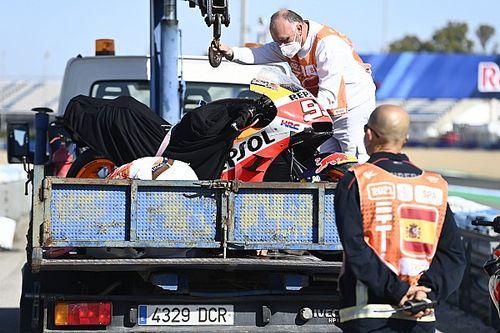 MotoGP: scatta l'allarme sicurezza per le velocità troppo alte