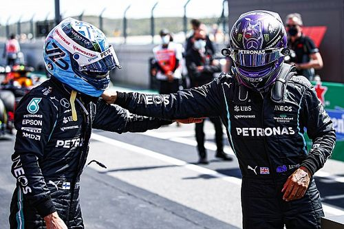 Hamilton: People need to give Bottas a break