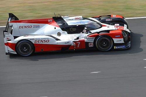 Le Mans 24h, H4: Toyota strengthens 1-2 lead