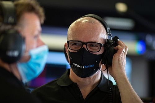 A Williams új csapatfőnöke szerint nem lesznek senki B-csapata