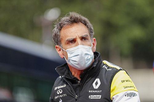 Abiteboul helder: Ook Renault tegen motorenplan van Red Bull