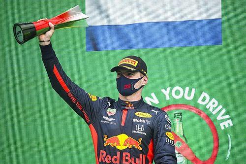 """Verstappen: """"Impossibile fare meglio del terzo posto"""""""