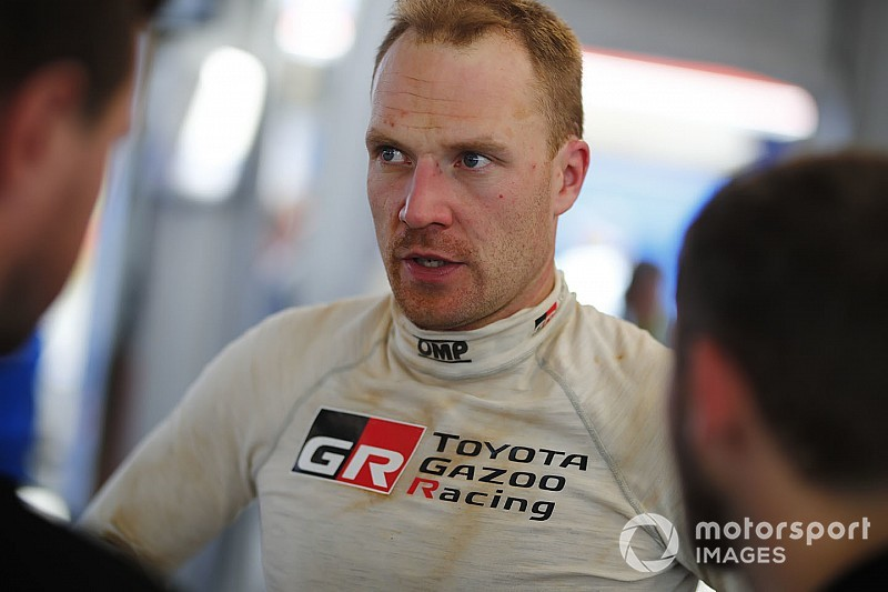 Latvala crash delays Toyota Monte Carlo preparations