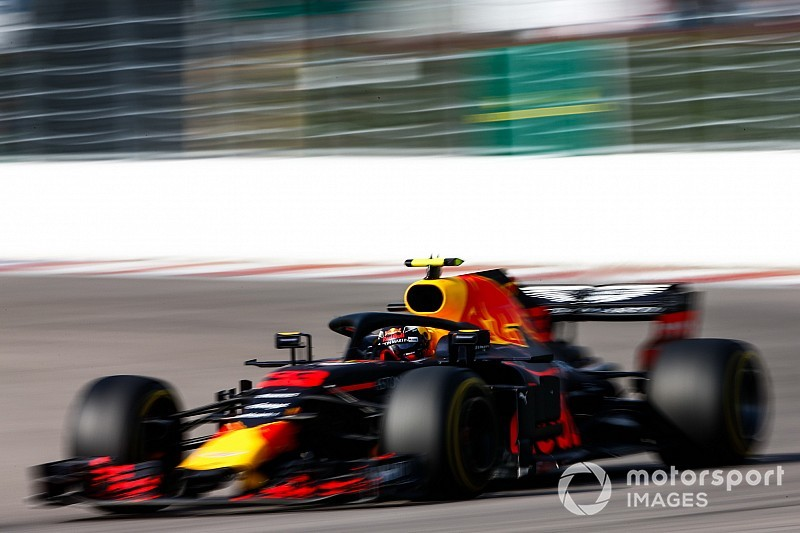 Horner: Verstappen interrompeu ataque para preservar motor