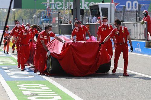 Sainz biztonsági öve meglazult a monzai becsapódás alatt? Az FIA vizsgálja!