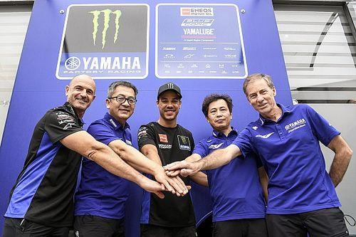 Yamaha announces Morbidelli, Dovizioso's MotoGP deals