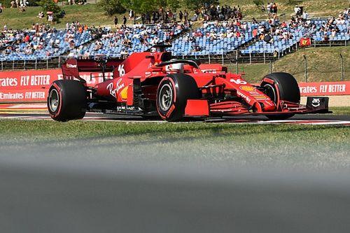 """Leclerc: """"Buon passo? Sì, ma avremmo dovuto essere davanti"""""""