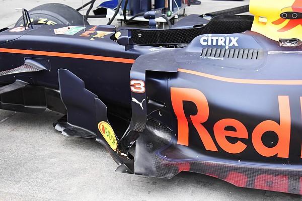 Formula 1 Analiz Teknik Analiz: Red Bull'un Avustralya için olan değişiklikleri