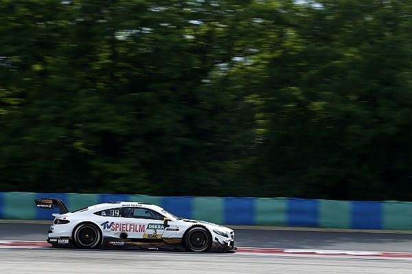 DTM Gara Gara 1: Di Resta approfitta della safety e centra un successo inatteso