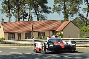 Le Mans Antrenman raporu Le Mans 24 saat: Isınma turlarının en hızlısı Nakajima
