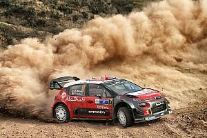 WRC Leg звіт Ралі Мексика. Несподіваний спокій