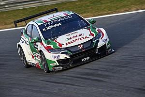 WTCC Practice report Marrakesh WTCC: Michelisz leads Honda 1-2 in practice