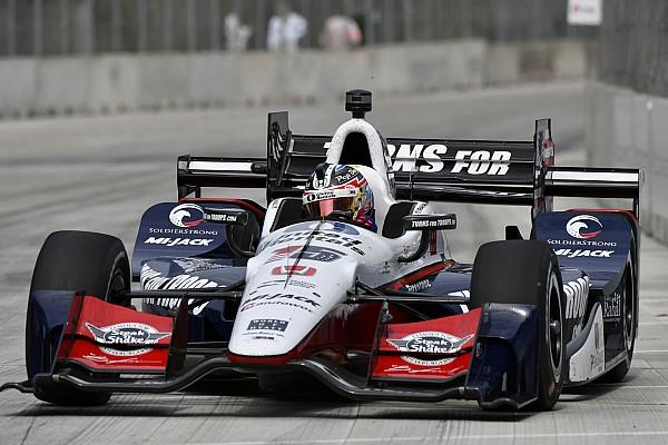 IndyCar у Детройті: Рейхолу знову немає рівних