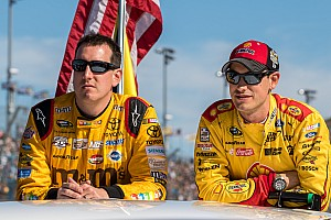 NASCAR Cup Interview Busch proclaims