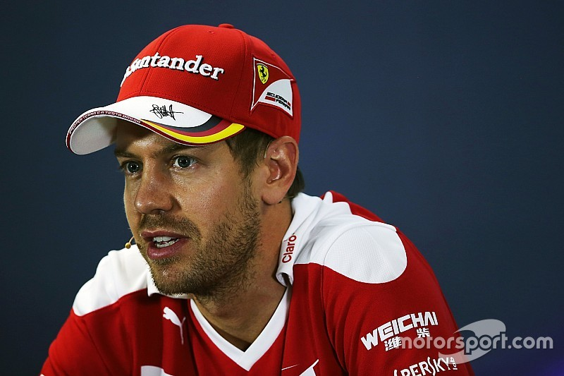 Ferrari requests review of Vettel's Mexican GP penalty