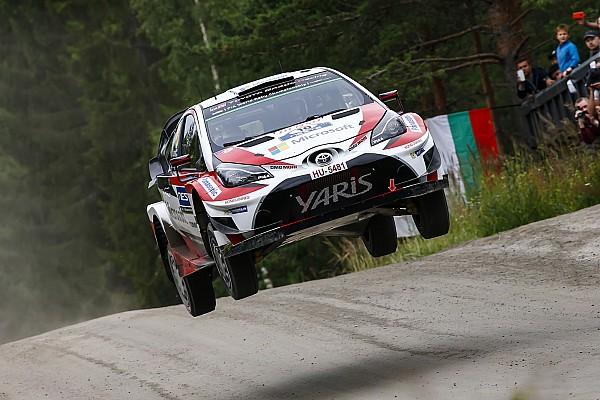 Toyota bersiap taklukan medan aspal Jerman