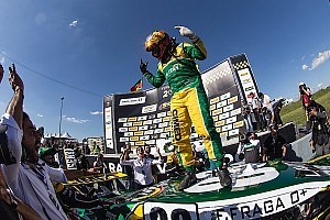 Stock Car Brasil Últimas notícias Após vencer, Fraga exalta trabalho de equipe da Cimed