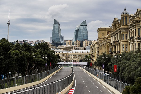 Fórmula 1 Previo Los horarios del GP de Azerbaiyán