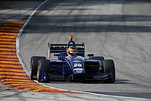 Indy Lights Race report Road America Indy Lights: Leist converts pole into untroubled win