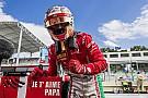 FIA F2 Leclerc en pole :