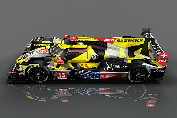Rebellion to run Beche and Menezes at Petit Le Mans