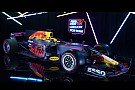 Formula 1 Red Bull launches its 2017 F1 car, the RB13