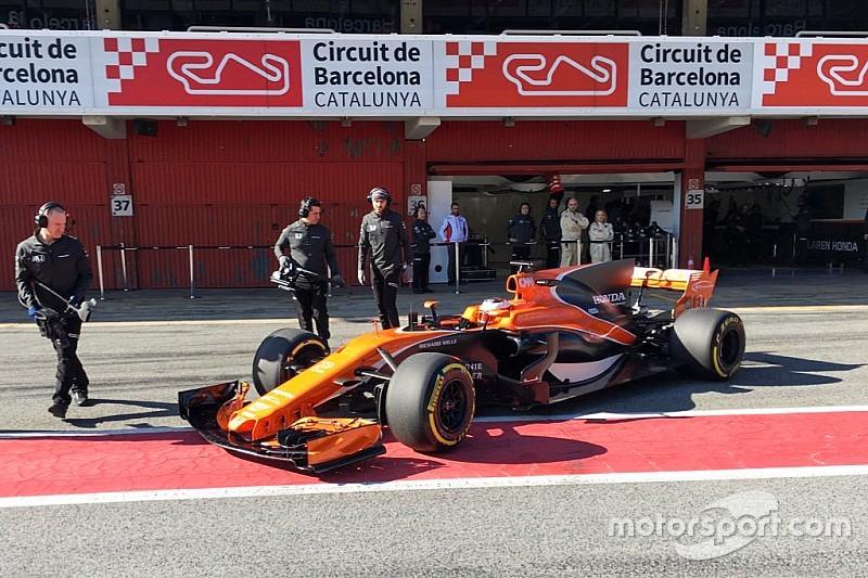Наживо: Передсезонні тести Ф1 в Барселоні, День 1