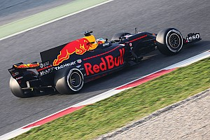 Formula 1 Breaking news Rival teams rejected F1 2017 shark fin ban, claims Red Bull