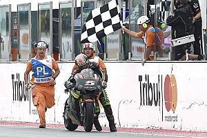 """MotoGP Noticias de última hora Zarco: """"Hay cosas peores que llegar a la meta empujando la moto"""""""